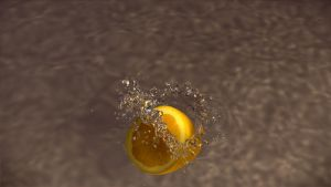Water Splash shot by 4T0mCsib3