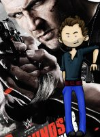 Dean Ambrose by Baters182