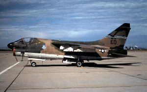 Edwards A-7 at DM by F16CrewChief