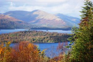 Lomond Autumn by Yoonett