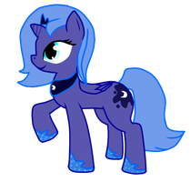 Luna filly by TheKisame