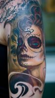 catrina by tattooneos