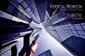 Vertical Horizon (1st edition cover) by romainjl