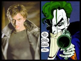 DC Casting - The Joker by Doc0316