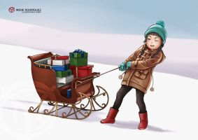 Presents for Everybody by Irene-Rodriguez