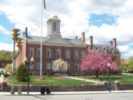 Morris County Courthouse by uglygosling