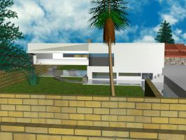3D House 01 by nisfor