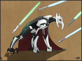 Ponified Grievous by Solar-Wanderer