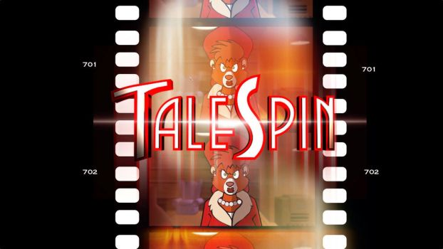 Talespin Cel poster 6 by PUFFINSTUDIOS