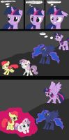 Battle For Equestria (Page 9) by Xeunobre