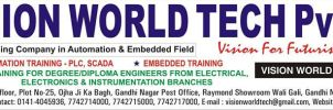 Embedded systems training in Jaipur by VisionWorldTech