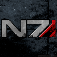 Mass Effect N7 Logo Edition 2 by lincer556