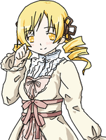 Mami Tomoe Base 2 by talkingcamara