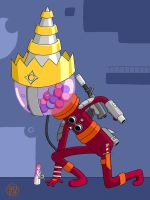 Gumballl Guardian mkII by -coldfusion-