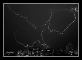 Luces nocturnas by ricardsan