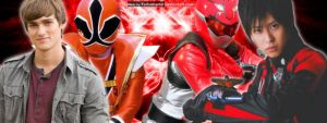 Power Rangers Samurai and Go-Busters by YorkeMaster