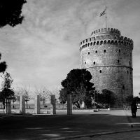white tower by CiaSalonica
