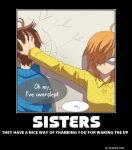Beware sisters by wow1076