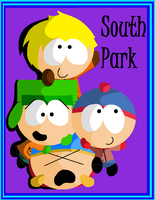 South Park, All together by ScrewStudying