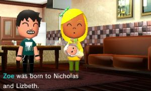 Nicholas and Lizbeth's second child by GWizard777