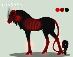 HARPG Diabolus by JourneytoRevenge