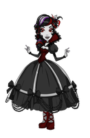 Charity Ball: Rita by Shadow-People