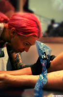 Tattoo convention 3 by Dr-Benway