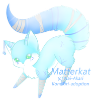 Matterkat Adopt 2:CLOSED by Akari-Adopts