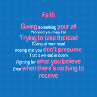 Faith by Words-from-my-Soul