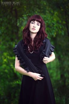 Vintage Black by SusanCoffey