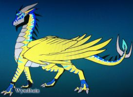 TFP Frozenstorm predacon by Lightfire21