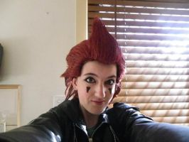 me in my axel cosplay by kimmyragefire