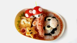 mario bento (tutorial in description) by minicuteclub