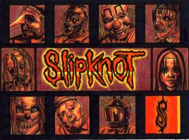 Slipknot by boognish420