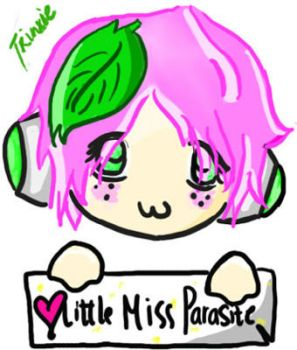 little miss parasite by trinxie