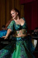 Belly Dance Water by hennanights