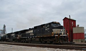 Norfolk Southern Dash 9s by SMT-Images