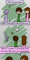 moar comics by Mythical-Human