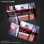 FREE Photography Business Card by DarkoAb