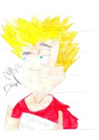 MIKE DIRNT FROM SANDRA by Emmyna
