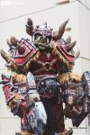 Warcraft Orc Full Scale Cosplay SKS Props by SKSProps