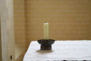 Church Candle by PzychoStock