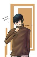 The Manliest of all Colors - Brown by Kurona-tan