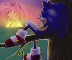 Craving :sonamy speedpaint: .gift. by Mitzy-Chan