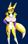 Gift:Rinni Golden by alcatras45