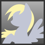 Derpy Icon 2 by karidyas