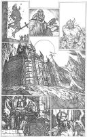 Something Evil Issue 3 Page 4 by RudyVasquez