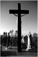 the way of the cross by DANNY-KURIAN