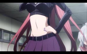 Anime Belly button 5 by asdfguy45623
