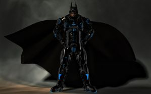 Batman legacy 1 by hiram67